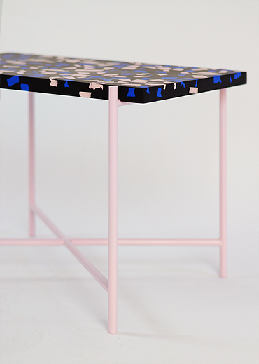 side table REVEAL