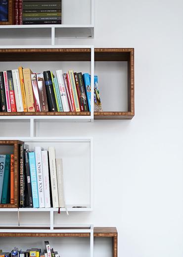 bookcase BAMBOO