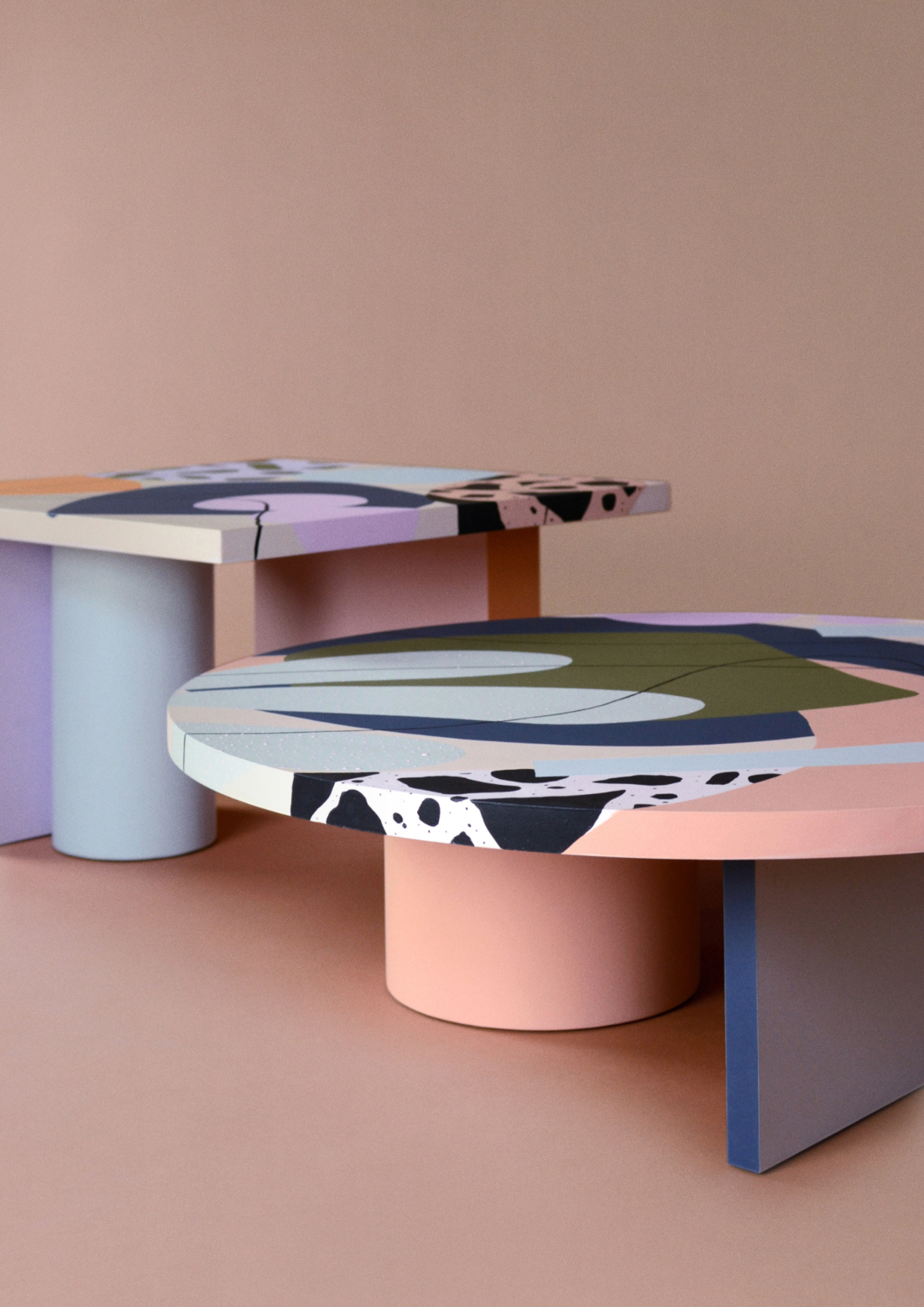 tables NORTSTUDIO x  STUDIO PROBA