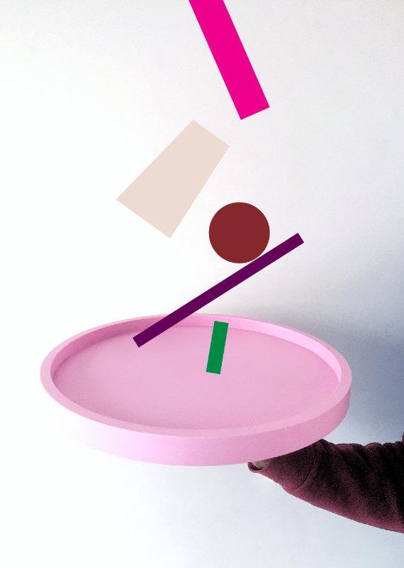 trays SUPREMATISM