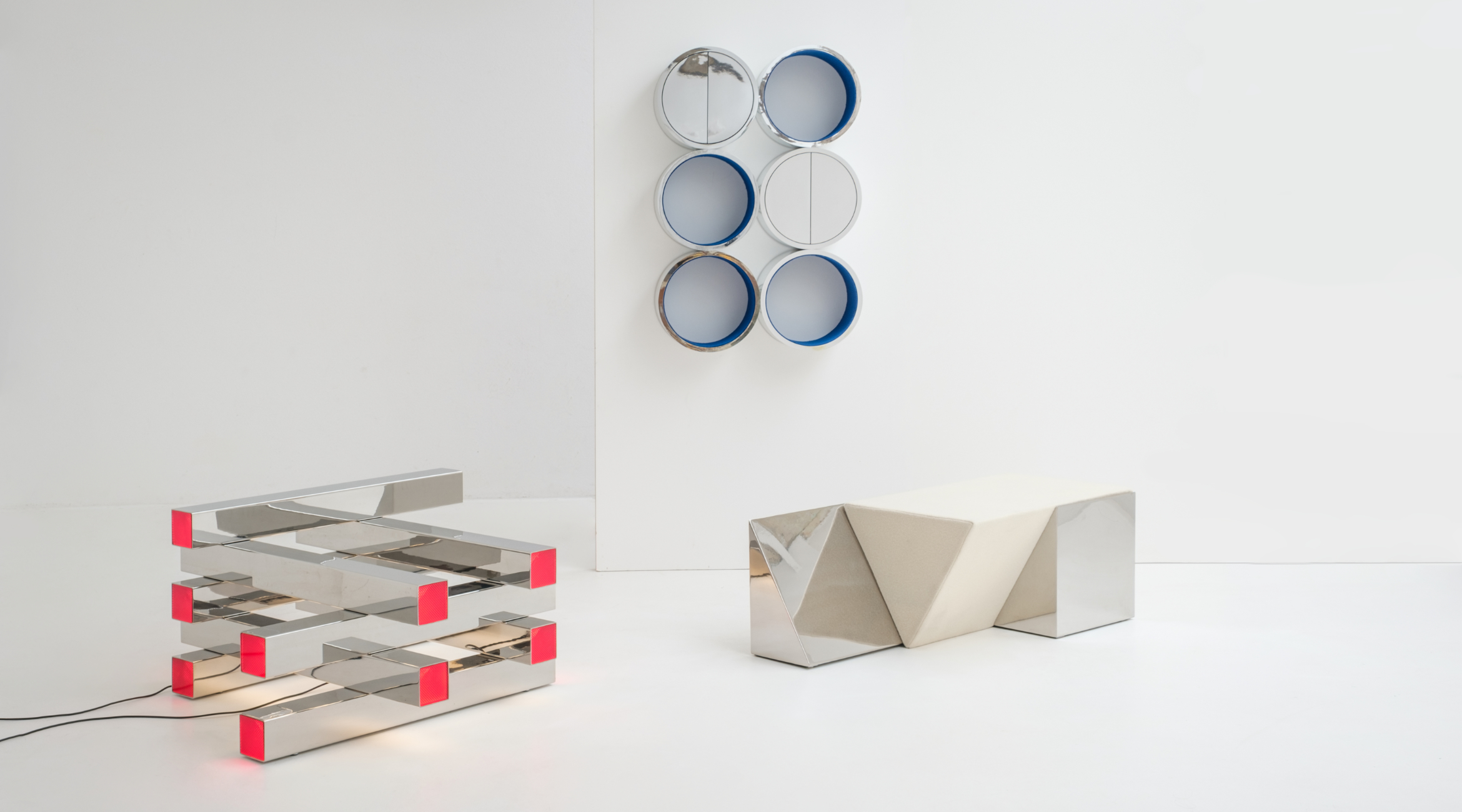 wnew collection of sculptural objects by nortstudio