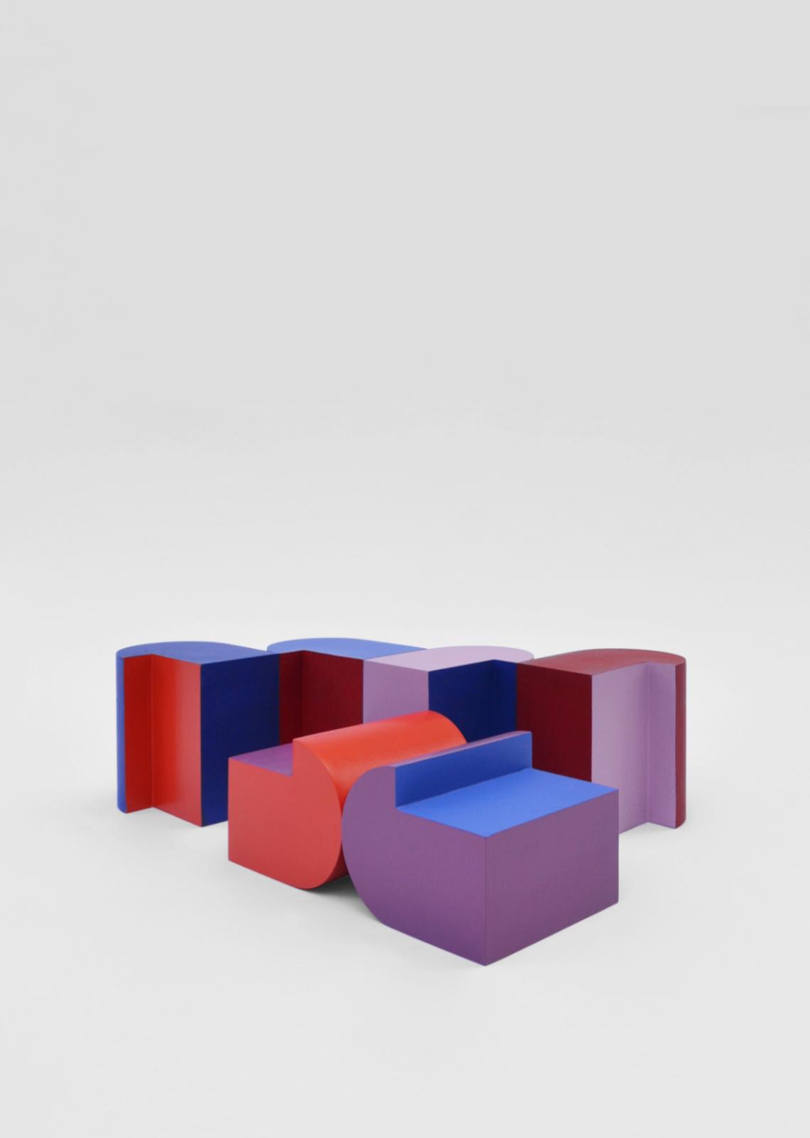 stools HOOKED