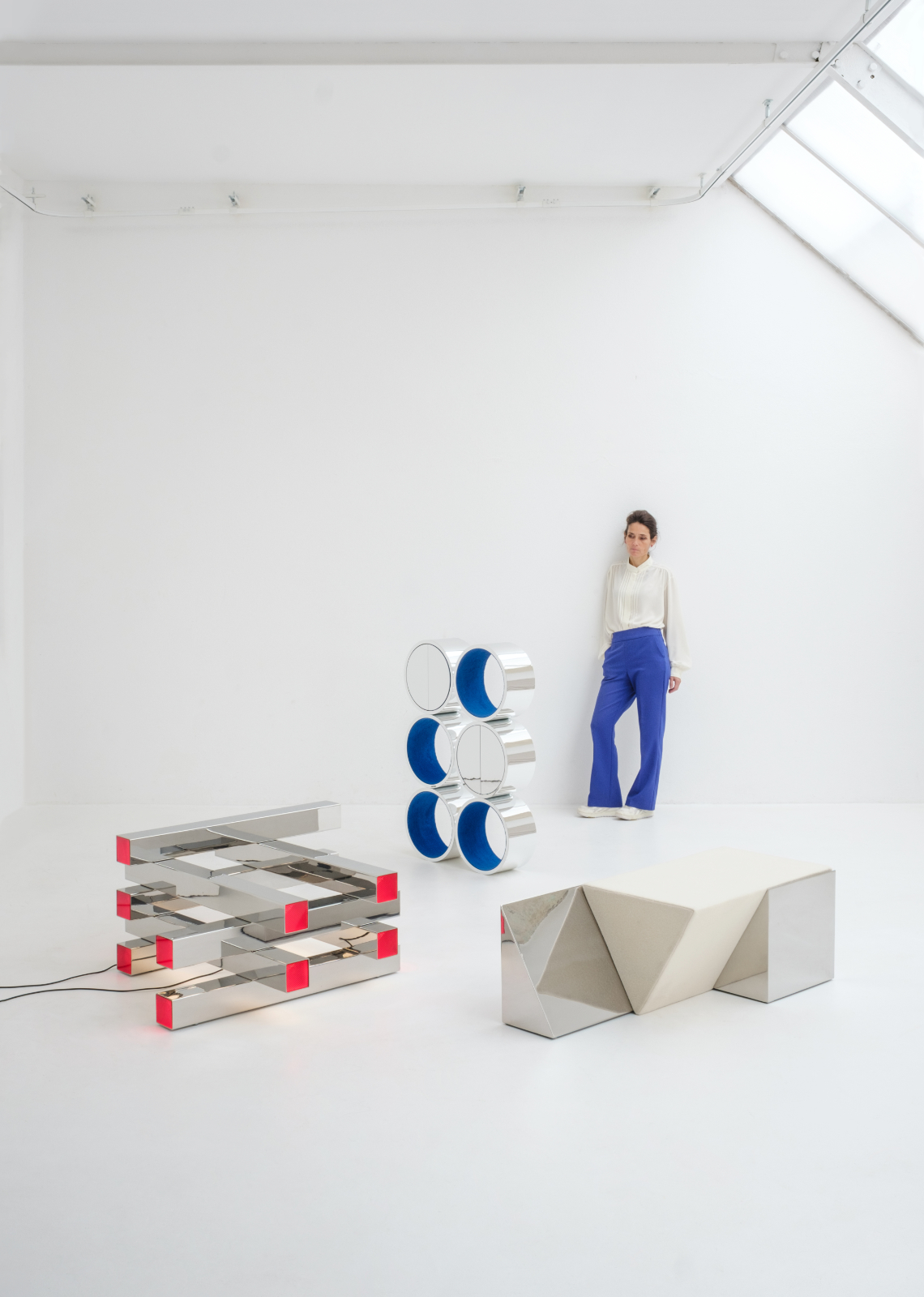 new collection of sculptural objects by nortstudio