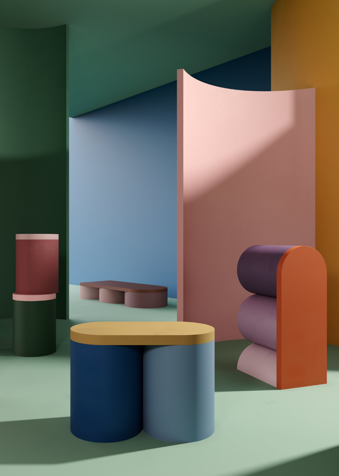 stool FORM